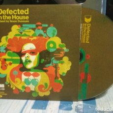 CDs de Música: PACHA DEFECTED IN THE HOUSE MIXED BY SIMON DUNMORE CD CARTON 2006 10 TRACK PEPETO. Lote 177072163