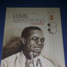 CDs de Música: LOUIS ARMSTRONG FIREWORKS * 2 CDS SELLADOS. Lote 177073849