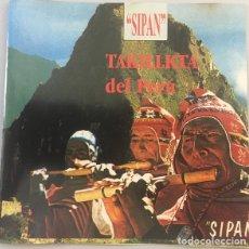 CDs de Música: TAKILLAKTA - SIPAN (ESPAÑA, 1993). Lote 177082162