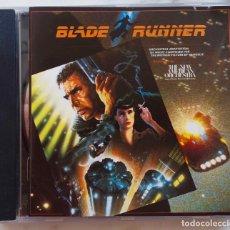 CDs de Música: BLADE RUNNER. JACK ELLIOT. BANDA SONORA. CD. Lote 177087014