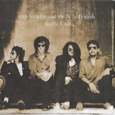 CDs de Musique: IZZY STRADLIN AND THE JUJU HOUNDS (GUNS N´ROSES): SHUFFLE IT ALL. CD SINGLE PROMOCIONAL. Lote 177087930