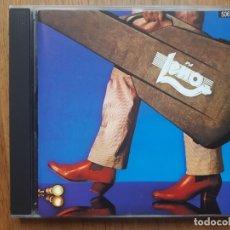 CDs de Música: LEÑO - MÁS MADERA - CD - ZAFIRO - 1991. Lote 147550250