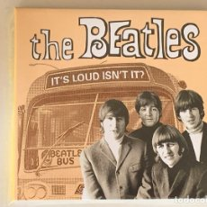 CDs de Música: THE BEATLES - IT'S LOUD ISN'T IT ? - 1 CD, USA 1964 - 1965, MUNICH 1966. Lote 177097162