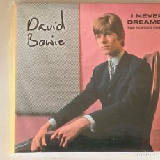 CDs de Música: DAVID BOWIE - I NEVER DREAMED THE SIXTIES DEMOS - 2 CD, DEMOS '63 - '69. Lote 219321918