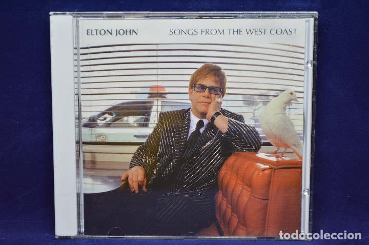 ELTON JOHN - SONGS FROM THE WEST COAST - CD (Música - CD's Pop)