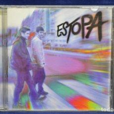 CDs de Música: ESTOPA - ESTOPA - CD. Lote 177118374