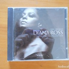 CDs de Música: CD DIANA ROSS - ONE WOMAN - THE ULTIMATE COLLECTION (9I). Lote 177132707