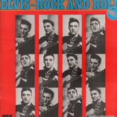 CDs de Música: ELVIS - ROCK AND ROLL VOL. 3 / LP RCA DE 1977 RF-7873 , BUEN ESTADO EDICION ESPAÑOLA. Lote 177218509