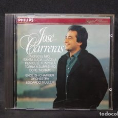 CDs de Música: OPERA CLÁSICA O SOLE MIO JOSÉ CARRERAS MÜLLER - 1 CD. Lote 177255027