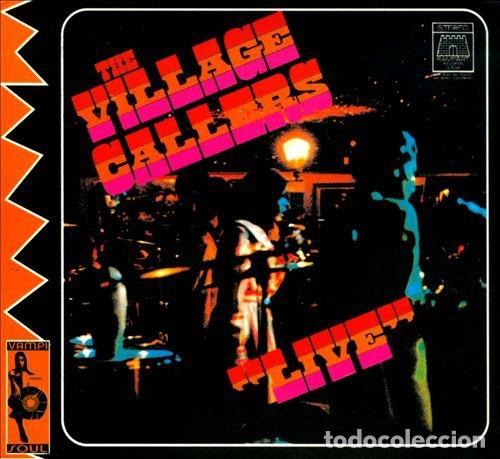 THE VILLAGE CALLERS - LIVE - DIGIPAK (Música - CD's Jazz, Blues, Soul y Gospel)