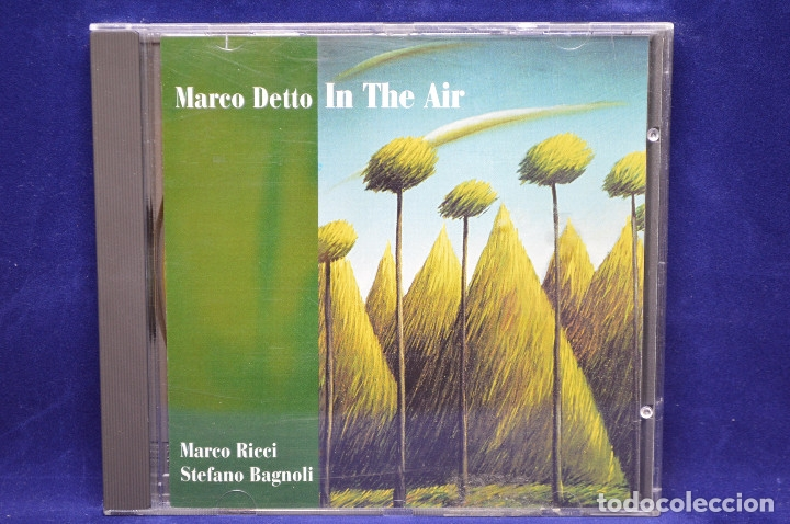 MARCO DETTO - IN THE AIR - CD (Música - CD's Jazz, Blues, Soul y Gospel)