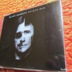 CDs de Música: BLACK SABBATH- MAXI-CD- TITULO PSYCHO MAN- PROMO- 2 TEMAS- CAJA PLASTICO- DEL 98- NUEVO-ABIERTO. Lote 177262912