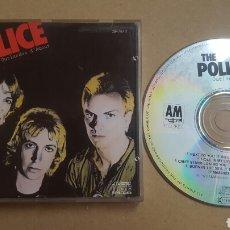 CDs de Música: POLICE OUTLANDOS D'AMOUR CD AAD. Lote 177282193