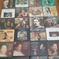 CDs de Música: CD OPERA VARIADAS EN VARIOS IDIOMAS. Lote 177282442