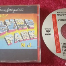 CDs de Música: BRUCE SPRINGSTEEN ASBURY PARK CD. Lote 177284792