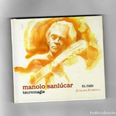 CDs de Música: MQNOLO SANLÚCAR TAUROMAGIA - JOYAS DEL FLAMENCO ( EL PAIS) Nº6. Lote 86428340