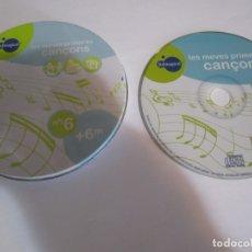CDs de Música: CD MUSICA INFANTIL EN CATALAN LES MEVES PRIMERES CANÇONS IMAGINARIUM. Lote 177292785