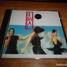 CDs de Música: MECANO AIDALAI CD ALBUM DEL AÑO 1991 HECHO EN USA RARO CONTIENE 13 TEMAS NACHO CANO ANA TORROJA. Lote 177312180