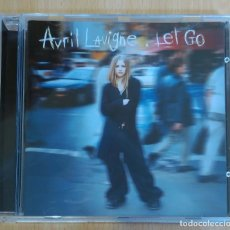 CDs de Música: AVRIL LAVIGNE (LET GO) CD 2002. Lote 177314375