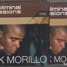 CDs de Música: SUBLIMINAL SESSIONS ONE DOBLE CD MIXED BY ERICK MORILLO 2001. Lote 177320405