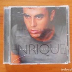 CDs de Música: CD ENRIQUE IGLESIAS - ENRIQUE - LEER DESCRIPCION (9Q). Lote 177353537