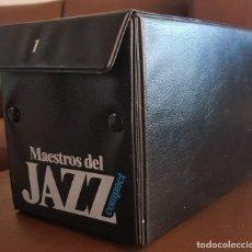 CDs de Música: MAESTROS DEL JAZZ COFRE 1, CON 20 CD,- VER FOTOS. Lote 177365975