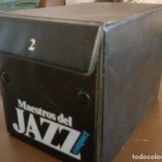 CDs de Música: MAESTROS DEL JAZZ, COFRE 2,- 20 CD, VER FOTOS. Lote 177368689