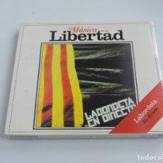 CDs de Música: LA MUSICA DE LA LIBERTAD CD . Lote 177370375