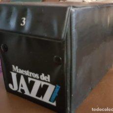 CDs de Música: MAESTROS DEL JAZZ, COFRE 3, 20 CD, VER FOTOS. Lote 177371192