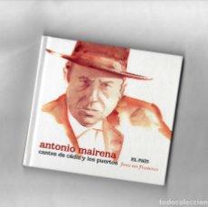 CDs de Música: ANTONIO MAIRENA - CANTES DE CÁDIZ Y LOS PUERTOS - JOYAS DEL FLAMENCO ( EL PAIS) Nº13. Lote 86435208