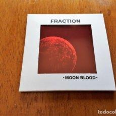 CDs de Música: FRACTION - MOON BLOOD 1971 USA HARD PSYCHEDELIC ROCK CD. Lote 177378833