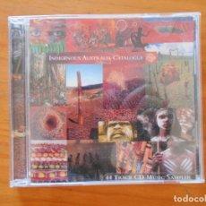 CDs de Música: CD INDIGENOUS AUSTRALIA CATALOGUE - 44 TRACK CD MUSIC SAMPLER (AD). Lote 177379134