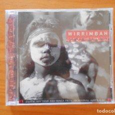 CDs de Música: CD WIRRIMBAH - INDIGENOUS AUSTRALIA (AD). Lote 177379337