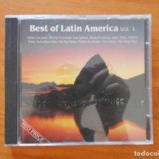 CDs de Música: CD BEST OF LATIN AMERICA VOL. 1 (AD). Lote 177379775