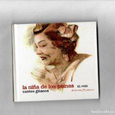 CDs de Música: JOYAS DEL FLAMENCO- EL PAIS- Nº15 -LA NIÑA DE LOS PEINES - CANTES GITANOS. Lote 49475980