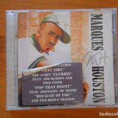 CDs de Música: CD MARQUES HOUSTON (5J). Lote 177386860