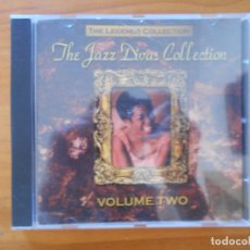 CDs de Música: CD THE JAZZ DIVAS COLLECTION - VOLUME TWO (5M). Lote 177388263