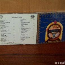 CDs de Musique: GOLDEN YEARS - 16 GRANDES EXITOS DE LOS 60/70 - CD ARTISTAS VARIOS. Lote 177388279