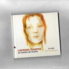 CDs de Música: CARMEN LINARES, UN RAMITO DE LOCURA - JOYAS DEL FLAMENCO ( EL PAIS) Nº18. Lote 76441590