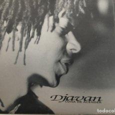 CDs de Música: DJAVAN - COISA DE ACENDER (CD, ALBUM) (COLUMBIA) 852.023/2-464248 (EDICIÓN BRASIL). Lote 177406053