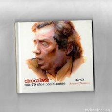 CDs de Música: CHOCOLATE, MIS 70 AÑOS CON EL CANTE -JOYAS DEL FLAMENCO ( EL PAIS) Nº22. Lote 135160421