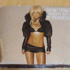 CDs de Música: BRITNEY SPEARS (GREATEST HITS: MY PREROGATIVE) 2 CD'S 2004 LIMITED EDITIÓN. Lote 177416757