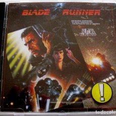 CDs de Música: THE NEW AMERICAN ORCHESTRA (VANGELIS) - BLADE RUNNER - CD FULL MOON / WEA 1982 BPY. Lote 177421422