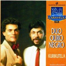 CDs de Música: DUO OURO NEGRO - CD -. Lote 177425805
