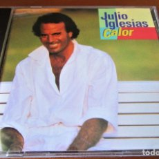 CDs de Música: JULIO IGLESIAS - CALOR - CD. Lote 177436162