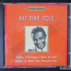 CDs de Música: NAT KING COLE - 12 TEMAS ORIGINALES. Lote 177436244