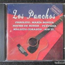 CDs de Música: LOS PANCHOS - 12 TEMAS ORIGINALES - CD. Lote 177436265