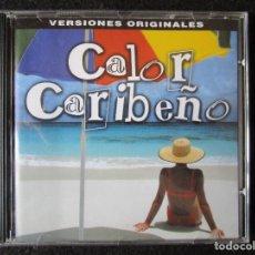 CDs de Música: CALOR CARIBEÑO - 12 TEMAS ORIGINALES - HABANA CALIENTE, SON PANELA, SEPTETO DE IGNACIO PIÑEIRO. CD. Lote 177436469