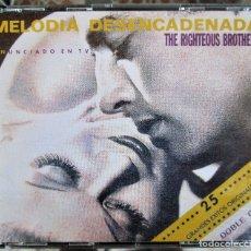 CDs de Música: MELODIA DESENCADENADA - 25 GRANDES EXITOS ORIGINALES - 2 CD. Lote 177436514