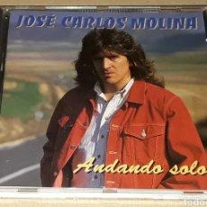 CDs de Música: CD - JOSE CARLOS MOLINA - ANDANDO SOLO - ÑU. Lote 177453827